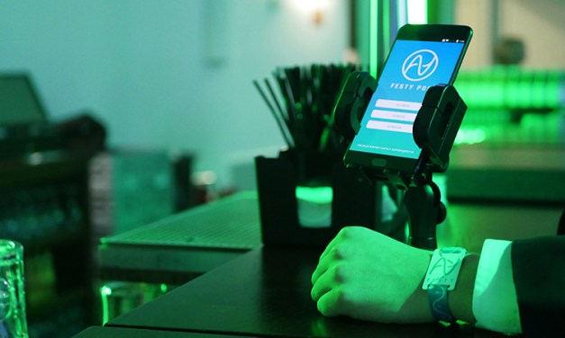 Dash Funds Festy Contactless Payment Wristbands, Global Expansion to Festivals, Pubs
