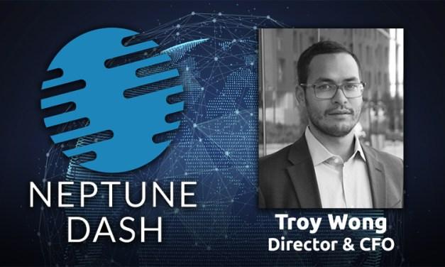 Neptune Dash Masternode Company Begins Trading on TSX Venture Exchange