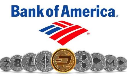 Bank of America gibt zu, dass Kryptowährungen ernstzunehmende Konkurrenten darstellen