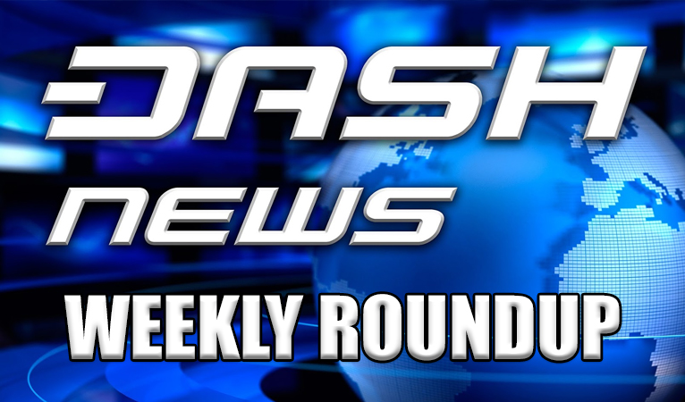Dash News Weekly Roundup – March 17th, 2018