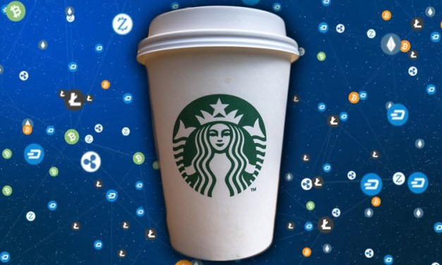 Starbucks Sees the Potential of Cryptocurrency