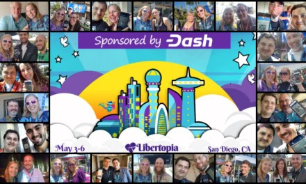 Dash Team Has Dominant Showing at Libertopia With Keynote by Ben Swann