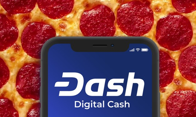 Bitcoin Pizza Day Celebrations Paid for with Dash