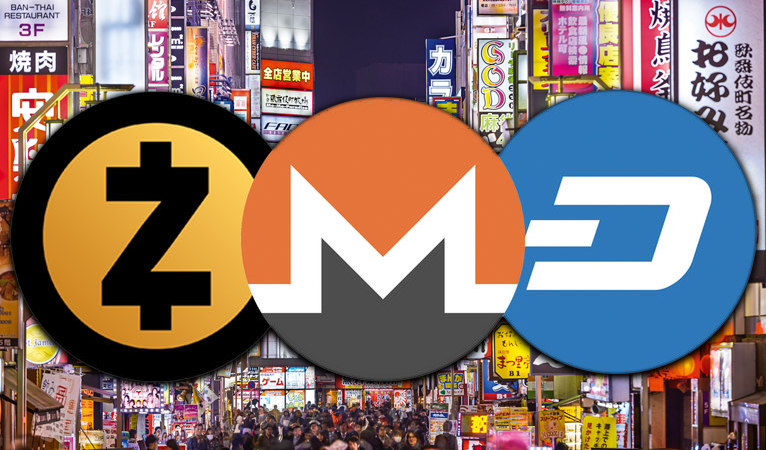 Japan's Financial Services Agency is Pushing Back Against Monero, Zcash, and Dash