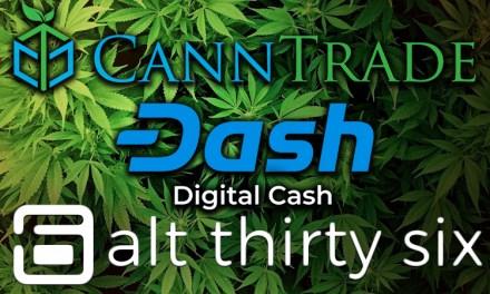 Dash-Based Merchant Platform, Alt Thirty Six, Partners with Cannabis Wholesale Platform, CannTrade