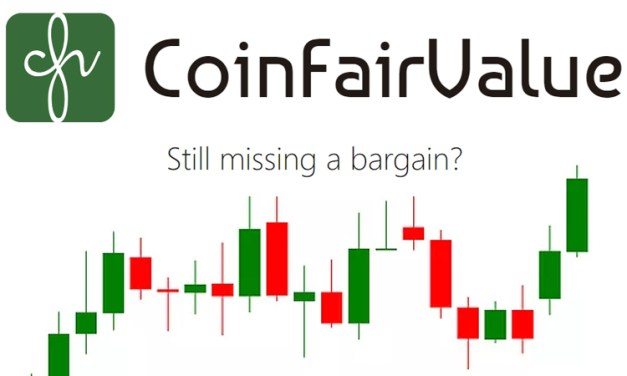 CoinFairValue Adds Total Fair Market Cap Value, Indicates Major Decrease in Cryptocurrency Speculation
