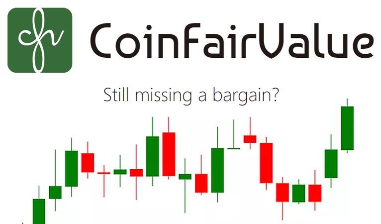 CoinFairValue Uses Economic Theory To Determine Fair Value of Cryptocurrencies, Dash Currently Ranks Third