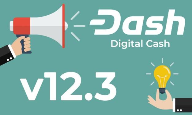 Dash lance la version 12.3, apportant des améliorations au réseau et aux fondations d'Evolution