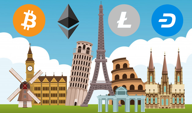 """ING and Ipsos Online Survey Finds 35% of Europeans View Cryptocurrencies as """"the future of spending online"""""""