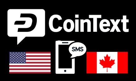 CoinText, Bitcoin Cash SMS-Based Wallet, Adds Dash