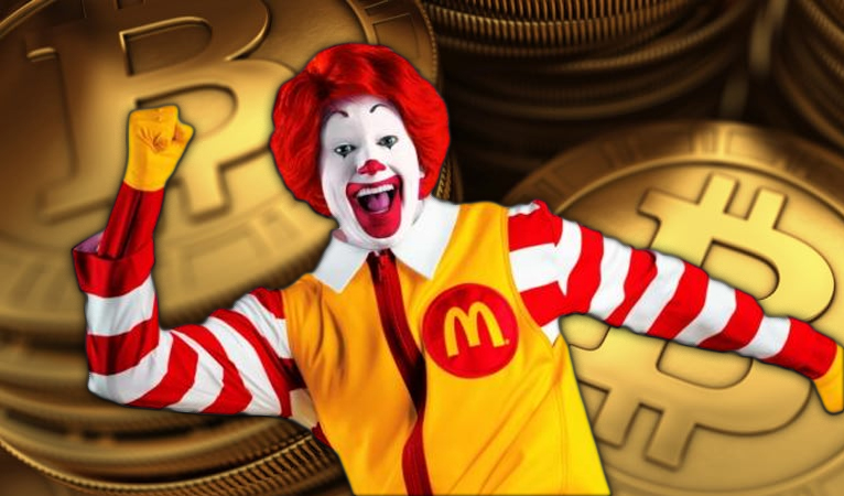 Cryptocurrency Valued Less Than McDonald's, Demonstrates Growth Potential