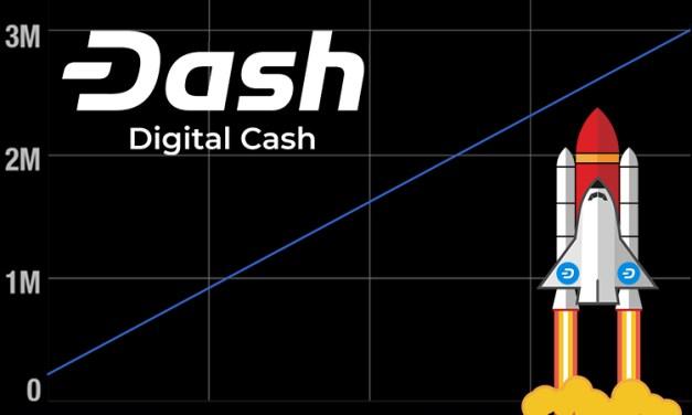 Dash-Stresstest übersteigt 3 Millionen Transaktionen