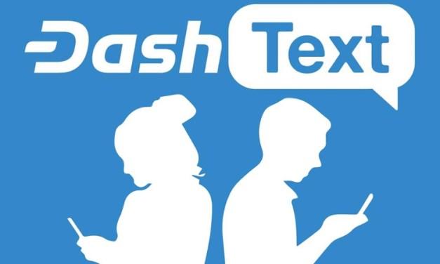 Dash Text wird einfacher und kann nun auch mit POS-Systemen interagieren