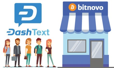 Bitnovo Integrará Dash Text, Acelerando Compras e Remessas dos Consumidores