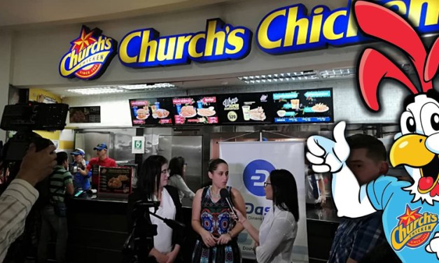 Chicken Restaurant Chain Church's Accepts Dash in 10 Venezuelan Locations