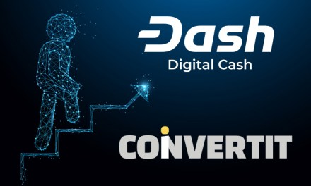 Coinvertit Adds Dash By Popular Demand from Twitter Poll