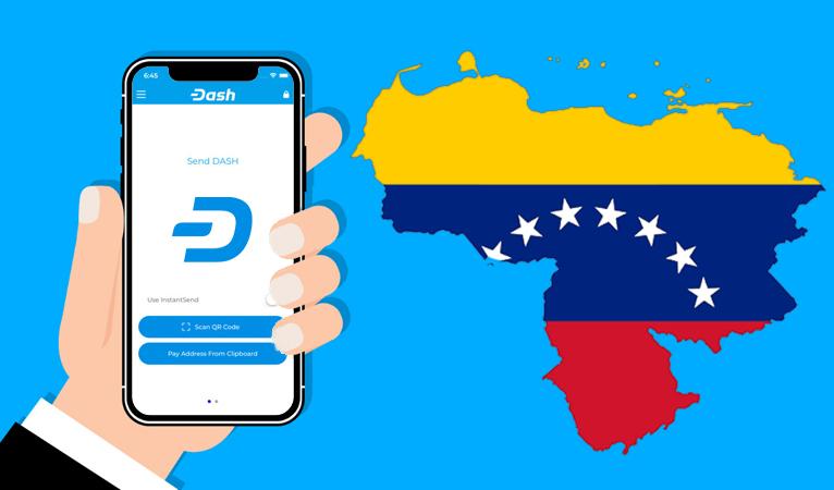 Mehr als 2500 Händler in Venezuela akzeptieren nun Dash – Neuer Rekord an heruntergeladenen Wallets