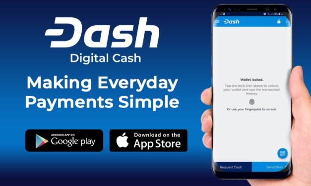 Dash Wallet für Android und iOS erfährt wichtiges Upgrade