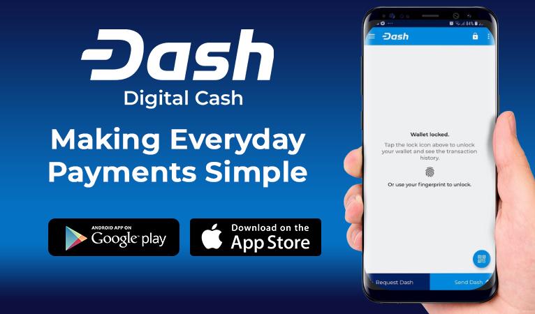 La mise à jour majeure du portefeuille Dash sur Android et iOS prépare les utilisateurs à la v0.13