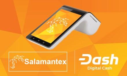 Salamantex POS System Integrates Dash, Makes Merchant Adoption Easier