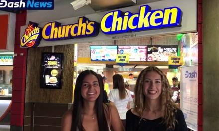 Church's Chicken Venezuela bietet spezielle Aktion für Dash-Nutzer