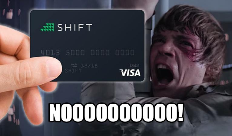 Shift Card Shuts Down, Reveals Importance of Direct Merchant Adoption
