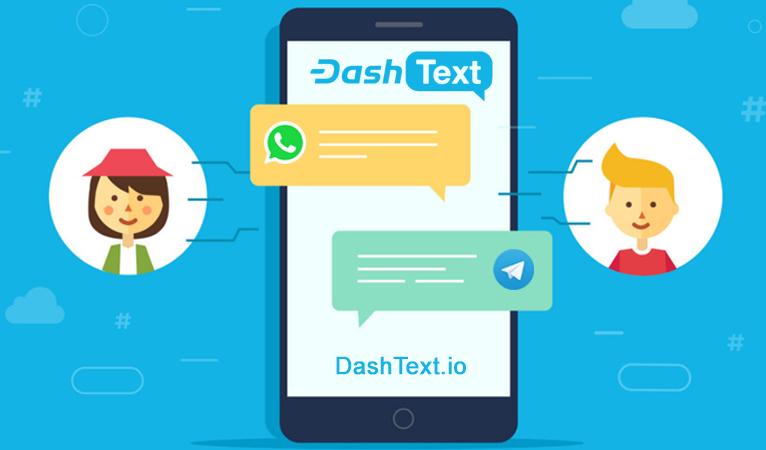 Dash Text Beta Tests Telegram and WhatsApp Integrations