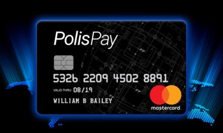 PolisPay Debit Card Expands Consumer Options with Dash Integration