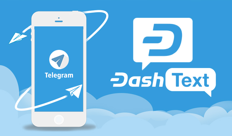 Dash Text Expands Market Reach of Digital Cash with Launch of Telegram Integration