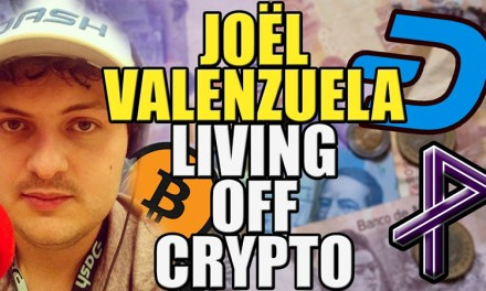The Paradise Paradox – Living Off Cryptocurrency With Joël Valenzuela