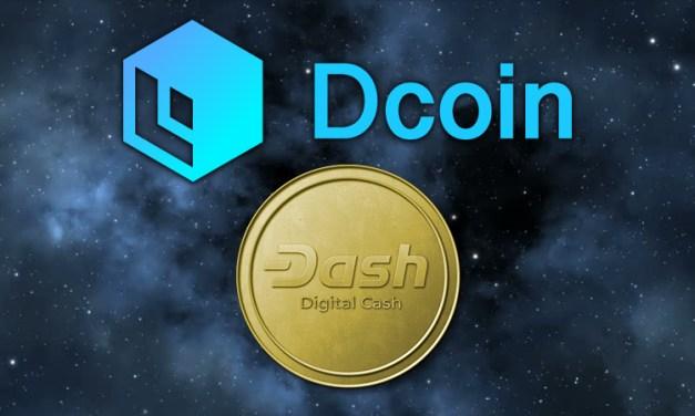 Die Kryptobörse Dcoin integriert Dash
