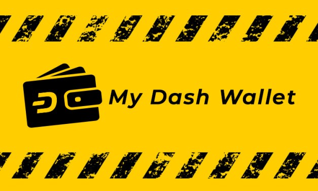Third-Party Dash Web Wallet MyDashWallet Compromised