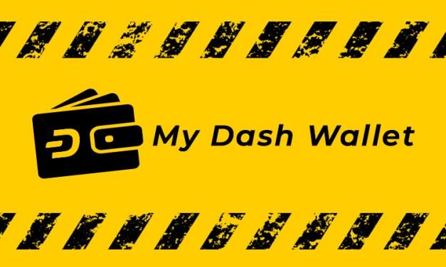 Сторонний веб-кошелёк MyDashWallet был взломан