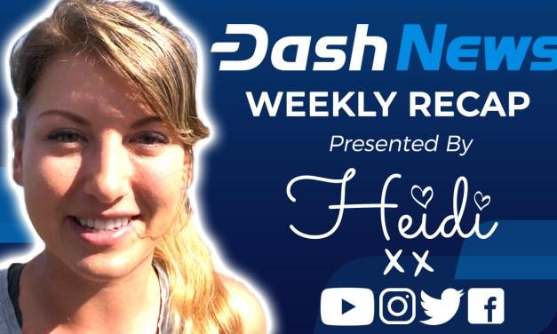 Dash News Recap – Lateinamerika, BlockchainIntel, LATOKEN, OceanEx, Cryptobuyer & Mehr!