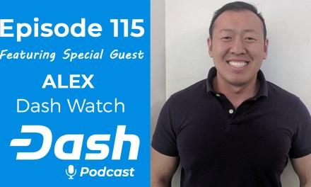 Dash Podcast 115 Feat. Alex von Dash Watch über dezentrale Entscheidungsfindung & Rechenschaftsberichte