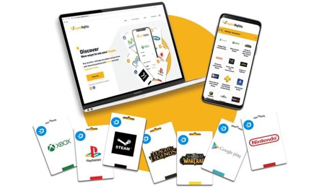 CryptoRefills integriert Dash und bietet Hunderte Geschenkgutscheine an
