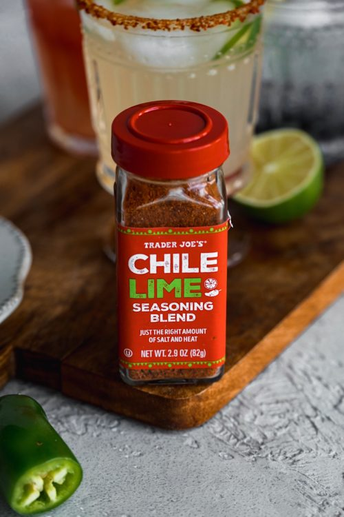 Trader Joes Chile Lime seasoning
