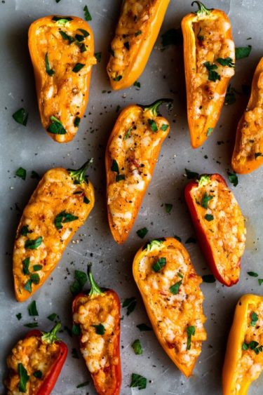 Pimento Stuffed Mini Peppers