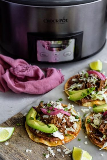 Crock Pot Barbacoa