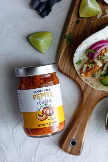 Trader Joe's Pepita Salsa Recipe