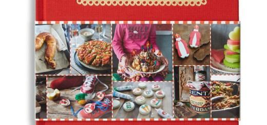 Sinterklaas Kookboek vrijstaand