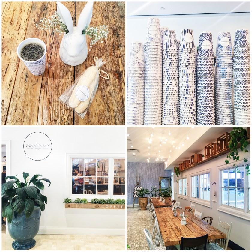 Maman Toronto Cafe