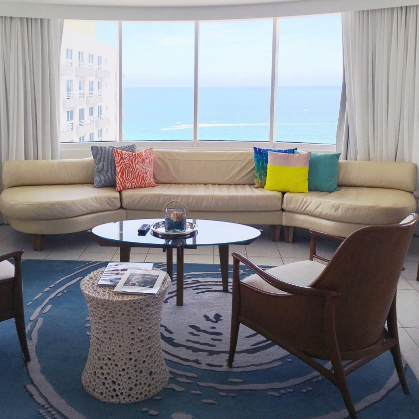 Jackie's staycations at the Royal Palm Miami