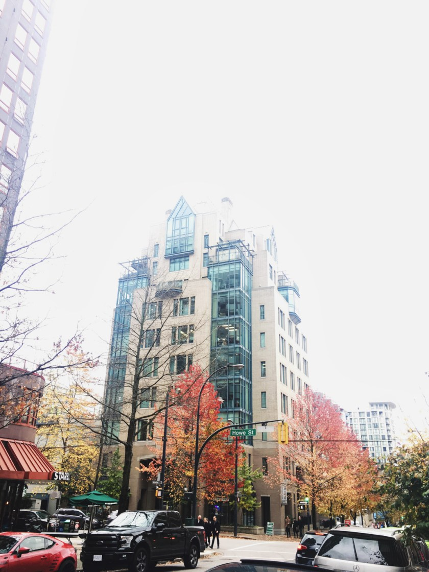 Jackie Roque's travel guide of Vancouver