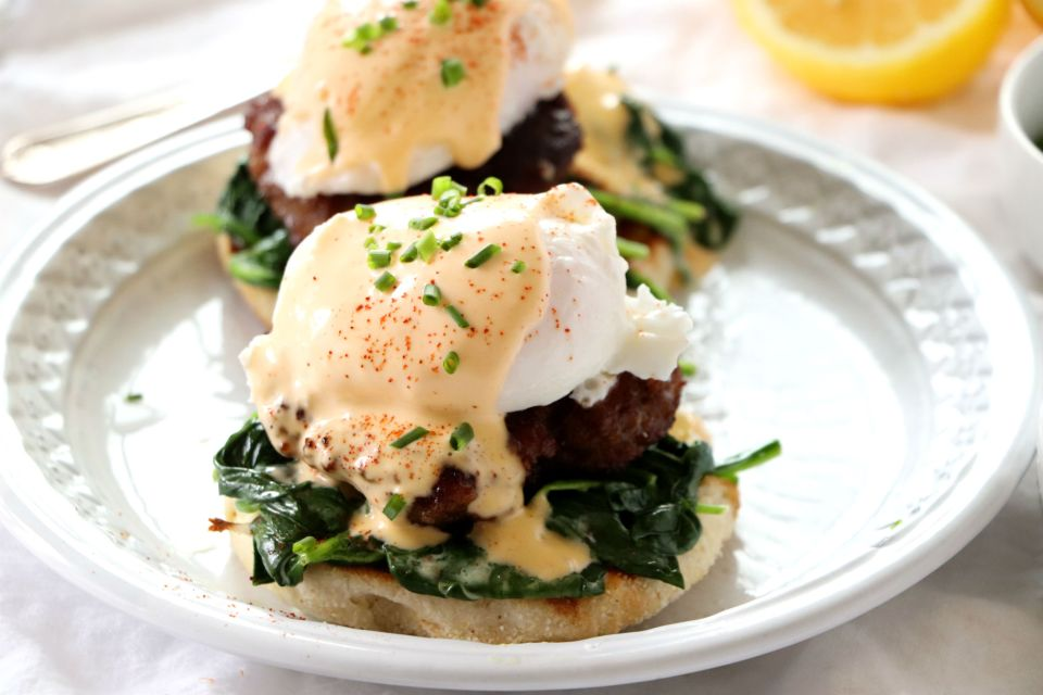Ultimate Eggs Benedict