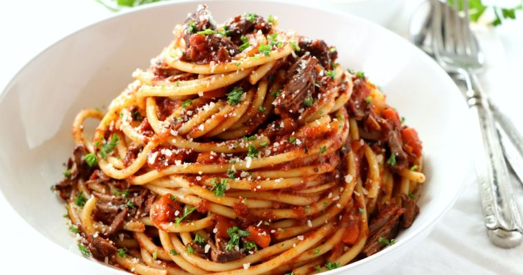 Braised Short Rib Pasta