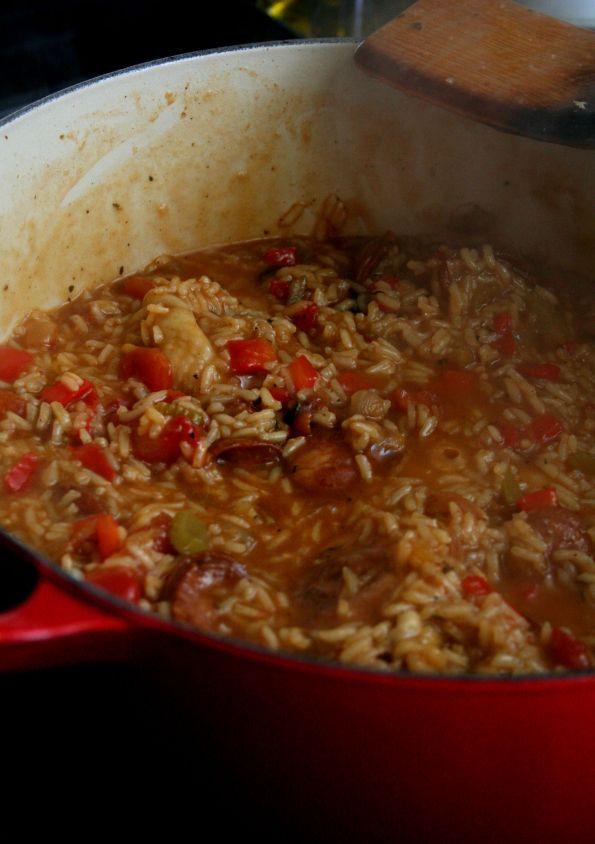 Cajun Creole Jambalaya