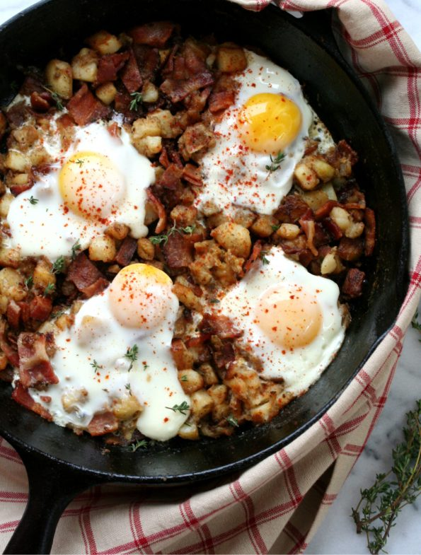 Easy Breakfast Hash
