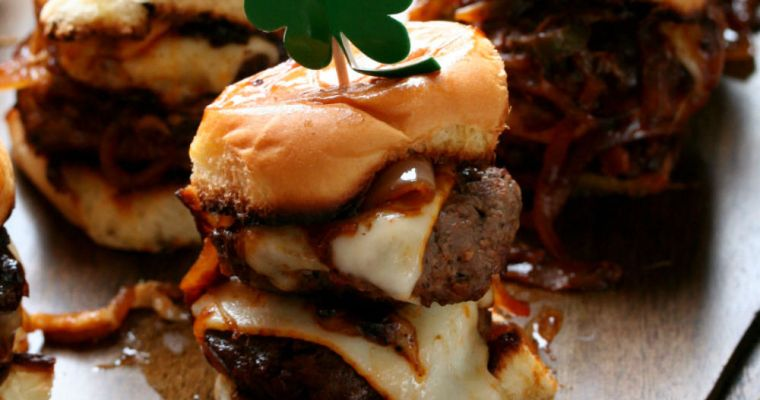 Spicy Whiskey Sliders
