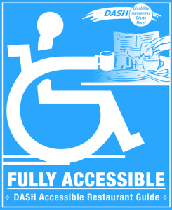 Fully Accessible Restaurant Guide